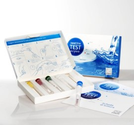 Test ed analisi acqua gratuita