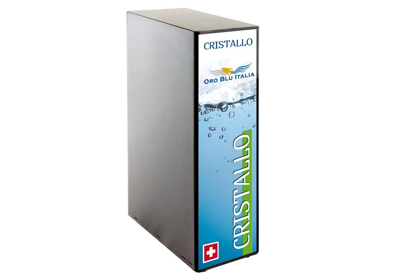 Depuratore acqua domestico cristallo