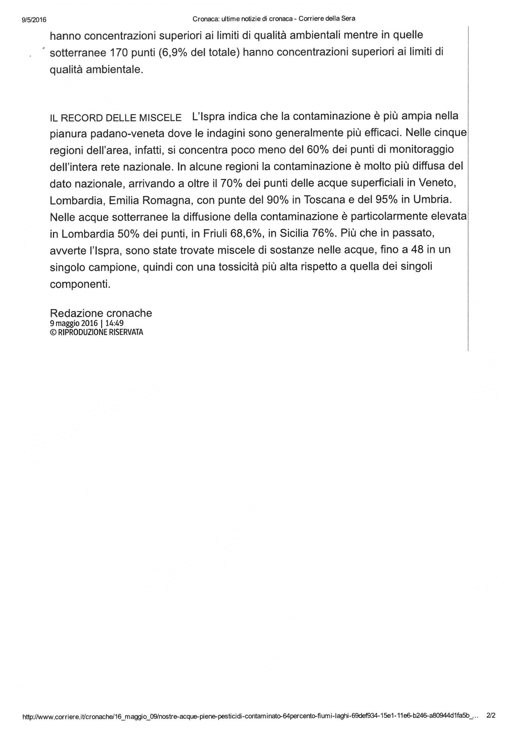 acque italiane e pesticidi 2