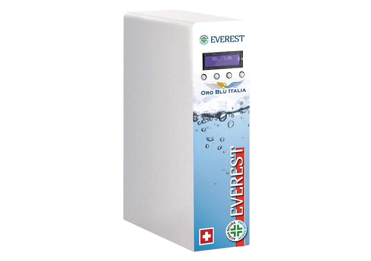 Depuratore acqua domestico everest