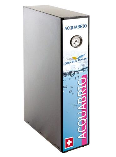 Depuratore acqua domestico acquabrio