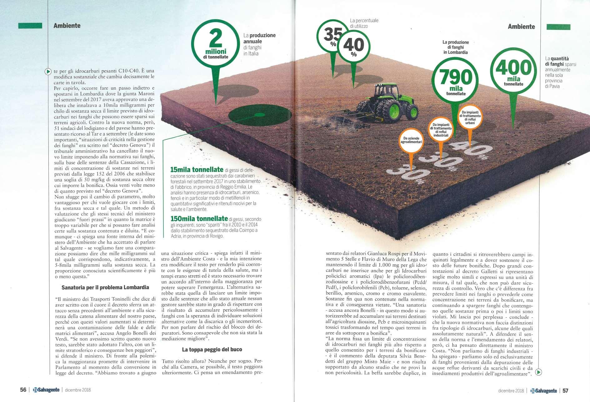acqua inquinata nei campi agricoli 2