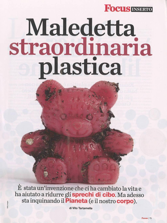 Inquinamento plastica focus 1