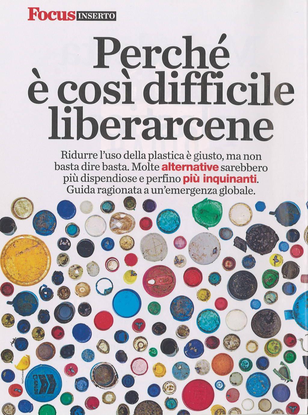 Inquinamento plastica focus 2