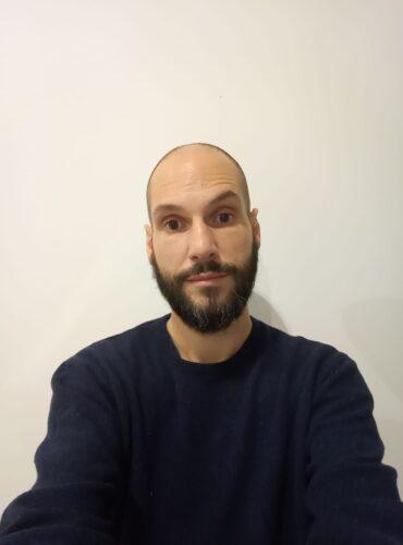 Davide Oro Blu Italia