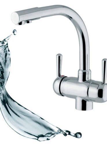 Miscelatori a 3 vie per depuratori acqua domestici 2680
