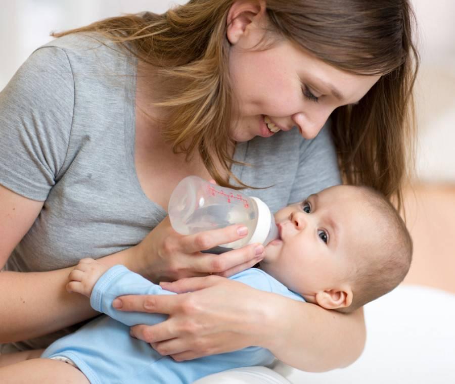 acqua osmotizzata per i bambini
